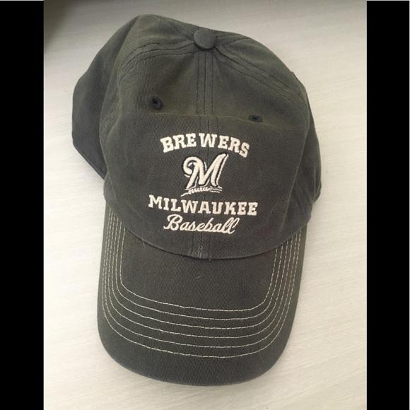 2bccba3b92c363 ... Milwaukee Brewers Baseball Hat. NWT. MLB. M_5d14119ac953d887aa66f074.  M_5d14119c2e7c2f00ef1d9699. M_5d14119ac953d887aa66f074;  M_5d14119c2e7c2f00ef1d9699